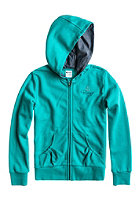 ROXY Kids Halona Hooded Zip Sweat baltic blue