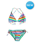 ROXY Kids Halter Bikini Set roxy all aboard turquoise