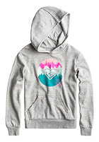 ROXY Kids Hermitage 2a Hooded Sweat heritage heathe