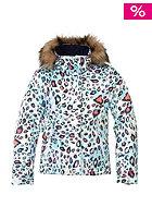ROXY Kids Jet Ski Girl Jacket bright white