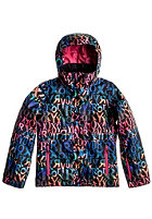 ROXY Kids Jetty Deep Blue Jacket anth ax ethnic