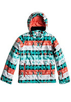 ROXY Kids Jetty Dot Spot Jacket multico dot spo