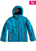ROXY Kids Jetty Solid Jacket caribbean sea