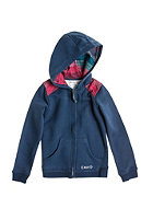 ROXY Kids RG Chance Hooded Zip Sweat dark denim