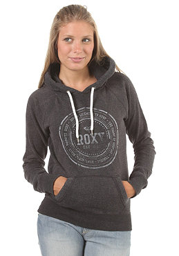 ROXY License To Surf Hooded Sweat graphite