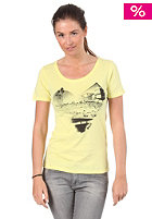 ROXY Love Your Beach S/S T-Shirt blazing yellow