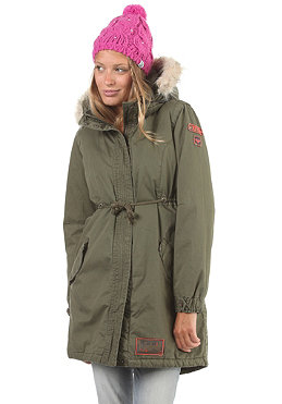 ROXY Parker Jacket ivy green