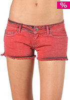 ROXY Rebel Short washed red