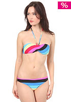 ROXY Rugby Stripes Scooter Rio Bikini neon blue