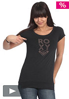 ROXY Spirit S/S T-Shirt true black