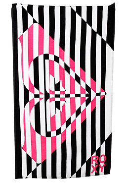 ROXY Twilight Towel neon pink