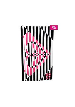ROXY Twilight Towel neon pink