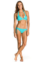 ROXY Womens 70s Halter Lowrider Tie Side Bikini light jade