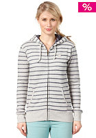 ROXY Womens Autumn Hooded Zip Sweat lhg autumn stri