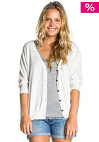 ROXY Womens Baby Daisy Knit Jacket seaspray