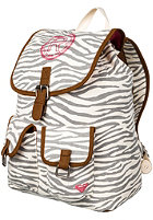 ROXY Womens Ballad Backpack cool grey