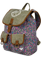 ROXY Womens Ballad Backpack recruit olive