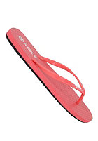 ROXY Womens Bamy Sandals bright coral