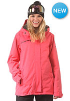 ROXY Womens Band Camp Jacket diva pink