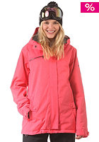 ROXY Womens Band Camp Snow Jacket diva pink