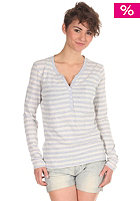 ROXY Womens Banzai Knit Top stone