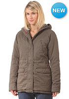 ROXY Womens Be There Jacket major brown