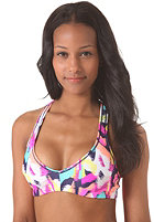 ROXY Womens Beach Rider Bikini Top multi motion pr
