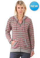 ROXY Womens Beauty Stardust Hooded Jacket calypso coral
