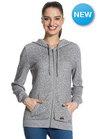 ROXY Womens Beauty Stardust Hooded Jacket cool grey
