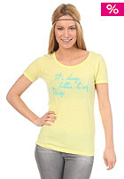 ROXY Womens Better To Surf S/S T-Shirt blazing yellow