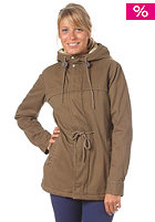 ROXY Womens Big Up Jacket chestnut brown