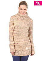 ROXY Womens Boreal Knit Cardigan khaki