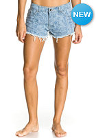 ROXY Womens Breaking Wilder Short indigo blue