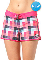 ROXY Womens Buffalo Check Mid Boardshort brp buffalo che