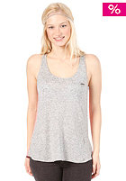 ROXY Womens Buzzy Tank Top heather grey