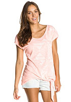 ROXY Womens Cabria B S/S T-Shirt peach orange