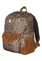 ROXY Womens Carribean Backpack floral camo combo military oli