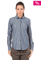 ROXY Womens Charming Chambray rinse