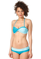 ROXY Womens Color Block Shorty Bikini sea green