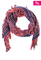 ROXY Womens Convent Garden Scarf candy red