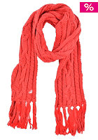 ROXY Womens Cosy Scarf lipstick red