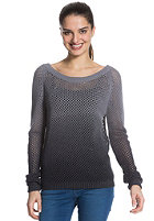 ROXY Womens Crazy City Knit Sweat tarmac