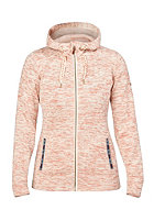 ROXY Womens Doe Knit Jacket angora/moltenlv