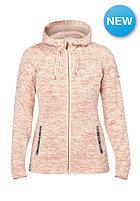 ROXY Womens Doe Knit Jacket angora/moltenlv