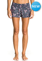 ROXY Womens Double Time Boardshort true black