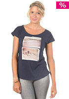 ROXY Womens Emilio S/S T-Shirt indigo