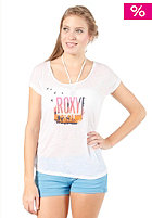 ROXY Womens Emilio S/S T-Shirt white