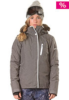 ROXY Womens Escape Jacket steel gray