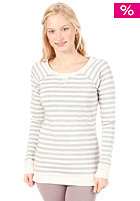 ROXY Womens Fader Stripe Sweat trb fader stripes
