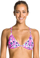 ROXY Womens Fixed Tri Bikini Top tropical pink